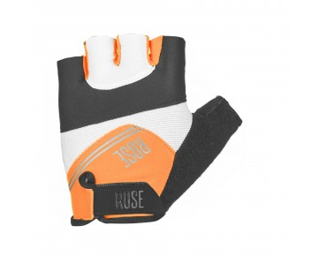 ROSE RSH GEL 05 gloves fluo orange/black/white