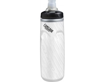 CamelBak Podium Big Chill - borraccia 620 ml / 750 ml weiß/schwarz
