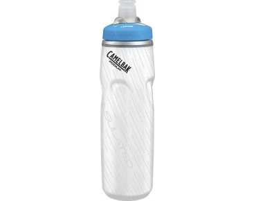 CamelBak Podium Big Chill 620 ml / 750 ml drinks bottle white/blue