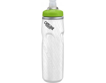CamelBak Podium Big Chill bidon 620 ml / 750 ml wit/groen