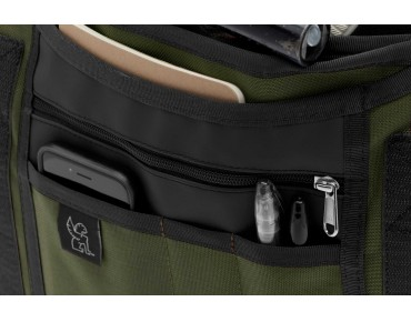 CHROME CITIZEN Messengerbag Ranger/Black