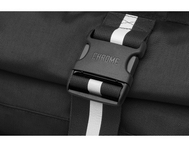 CHROME BARRAGE CARGO bicycle backpack black/black