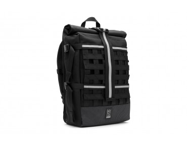 CHROME BARRAGE CARGO bicycle backpack night/black