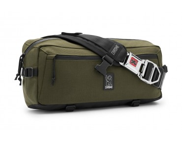 CHROME KADET NYLON messenger bag Ranger/Black