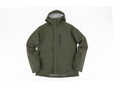 CHROME MEN'S STORM COBRA 2.0 waterproof jacket olive