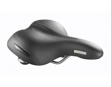 Selle Royal Optica relaxed unisex Sattel schwarz