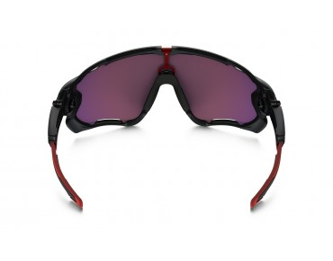 OAKLEY JAWBREAKER sports glasses matte black w/PRIZM ROAD