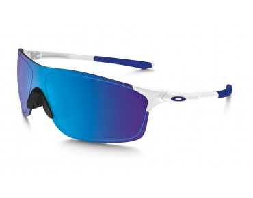 OAKLEY EVZERO PITCH Brille polished white/sapphire iridium