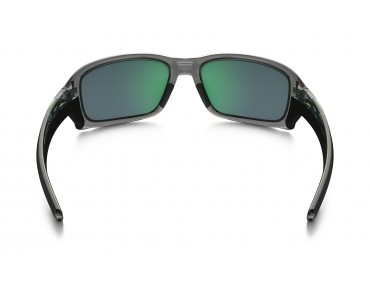 OAKLEY STRAIGHTLINK Brille grey ink w/jade iridium