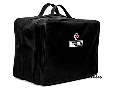 Muc-Off Bicycle Valet Case Reinigungsset schwarz