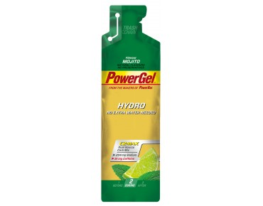PowerBar HydroGel - the carbohydrate supplier