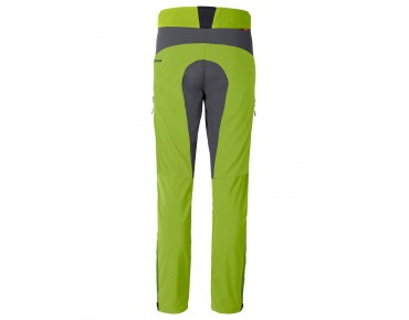 VAUDE QIMSA II softshell trousers Iron