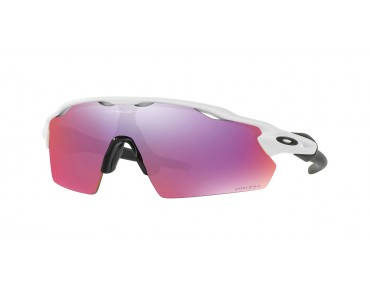 OAKLEY RADAR EV Pitch Sportbrille polished white/prizm road