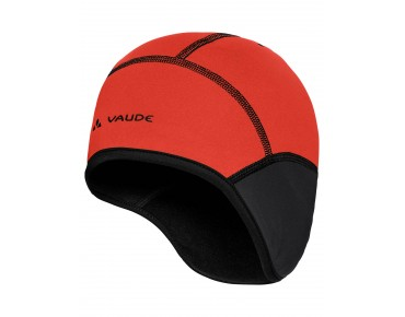 VAUDE BIKE WINDPROOF CAP III helmet cap indian red
