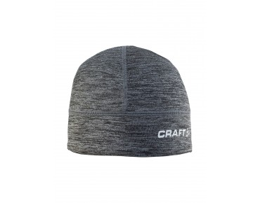 CRAFT LIGHT THERMAL HAT dark grey melange