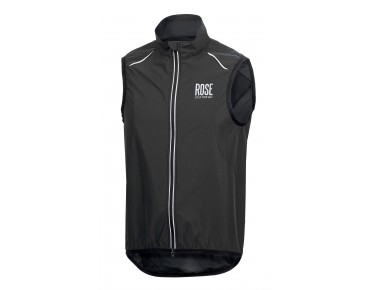 ROSE VENTILATION wind vest black