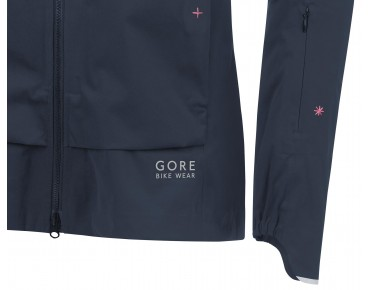 GORE BIKE WEAR POWER TRAIL LADY GT AS jacket black iris