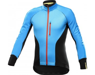 MAVIC COSMIC ELITE 16 Windschutz Thermo Jacke dresden blue/black