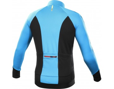 MAVIC COSMIC ELITE 16 thermal long-sleeved jersey dresden blue/black