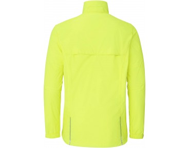 SHIMANO Explorer Rain Jacket neon yellow
