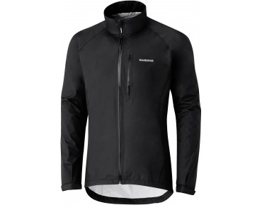 SHIMANO Explorer Rain Jacket black