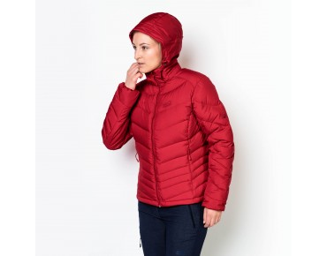 Jack Wolfskin SELENIUM Damen Winterjacke true red