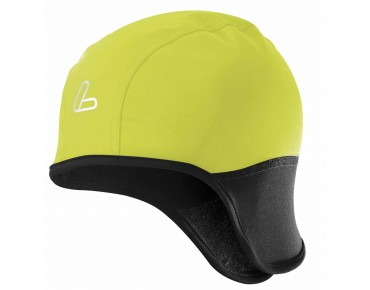 Löffler GORE WINDSTOPPER SOFTSHELL WARM helmet hat light green