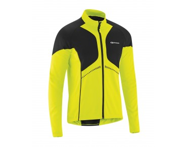 GONSO DOMINIK thermal long-sleeved jersey safety yellow