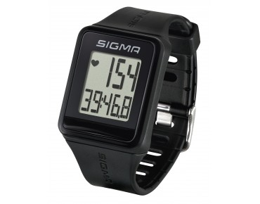Sigma ID.GO heart rate monitor watch incl. chest strap black