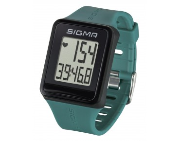 Sigma ID.GO heart rate monitor watch incl. chest strap pine green
