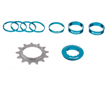 Reverse Single Speed Kit hellblau