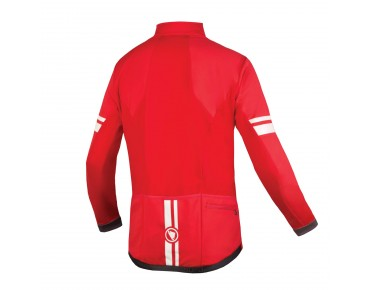 ENDURA FS260-PRO SL thermal windbreaker red
