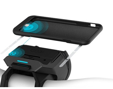 COBI plus Bundle smart biking system incl. headlight, tail light and smartphone mount