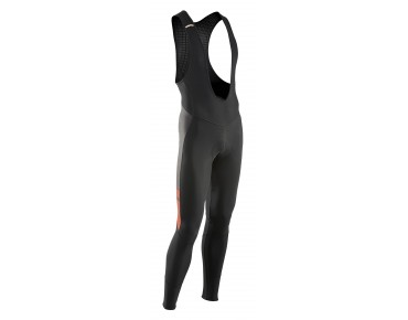 NORTHWAVE DYNAMIC COLORWAY bib tights black/red
