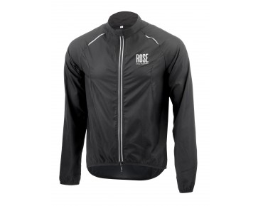 ROSE VENTILATION windbreaker black