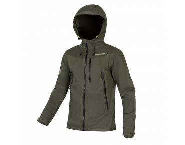 ENDURA MT500 II waterproof jacket khaki