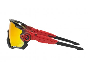 OAKLEY JAWBREAKER sports glasses ruby fade w/PRIZM ruby