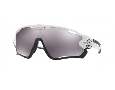 OAKLEY JAWBREAKER sports glasses polished white w/PRZM black
