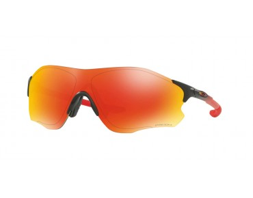 OAKLEY EVZERO PATH sports glasses ruby fade red/PRIZM ruby