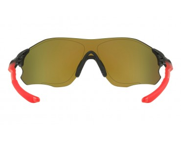 OAKLEY EVZERO PATH Sportbrille ruby fade red/PRIZM ruby