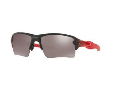 OAKLEY FLAK 2.0 XL glasses ruby fade red/PRIZM black polarized