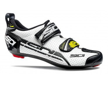 SIDI T-4 AIR CARBON COMPOSITE blanc/noir