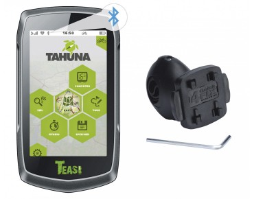 Teasi one³ eXtend Puls Edition GPS device