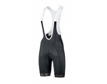 ROSE HIGH END women's bib tights black