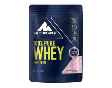 Multipower 100% Pure Whey Protein sports drink
