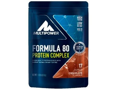 Multipower Formula 80 Protein Complex powder