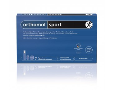 Orthomol Sport voedingsssupplement 7 porties