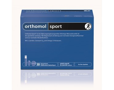 Orthomol Sport voedingsssupplement 30 porties
