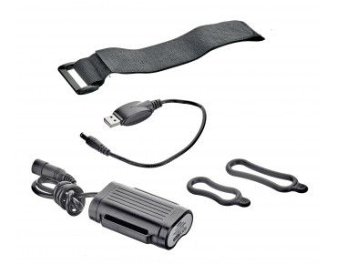 Lunivo Sirius 1000 mini LED headlamp black