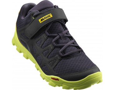 MAVIC CROSSRIDE MTB-/Trekkingschuhe pirate black/pirate black/safety yellow
